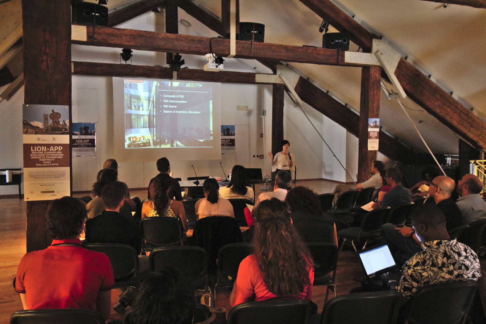 LION-APP - The 2019 Summer School on Tourism and Hospitality